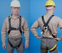 Full Body Harness D/Ring