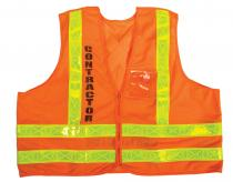 NYNJ Transit Authority Med Contractor Vest