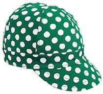 Kromer C32G Green/White Dot Style Cap